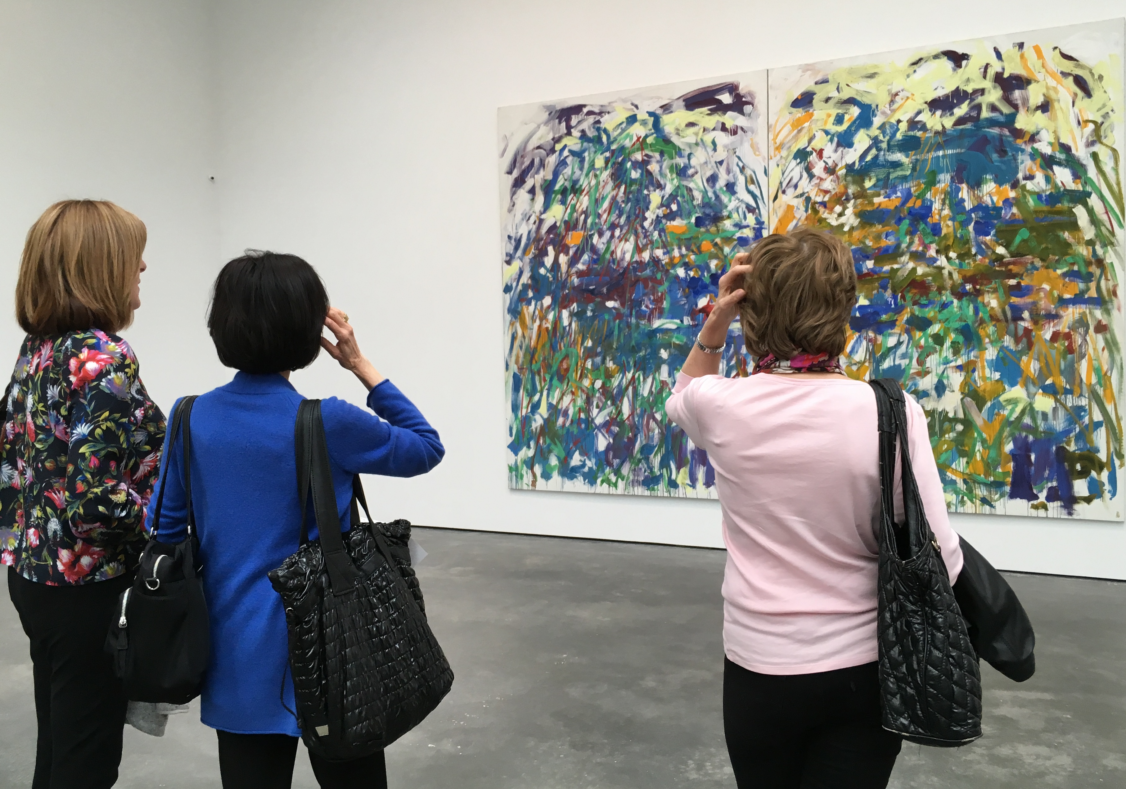 Private Tour of Chelsea Galleries #1