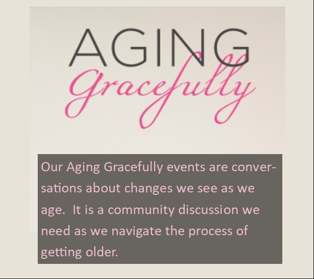 Aging Gracefully - Caring For Your Skin