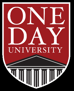 One Day University Online Membership