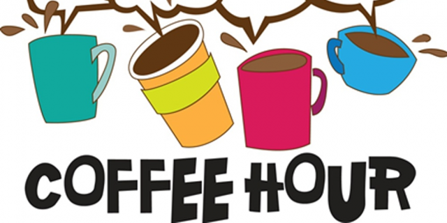 Coffee Hour - August