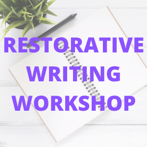 Chicago Chapter Event: Writing as a Grounding and Restorative Practice