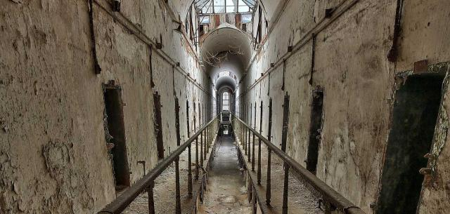 Philadelphia Chapter Event: Virtual Tour of Eastern State Penitentiary