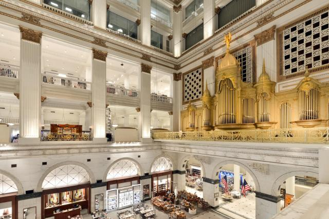 Philadelphia Chapter Event: John Wanamaker and the Iconic Wanamaker Building
