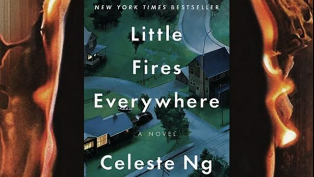 Santa Fe Event: Fiction Book Discussion: Little Fires Everywhere By Celeste Ng