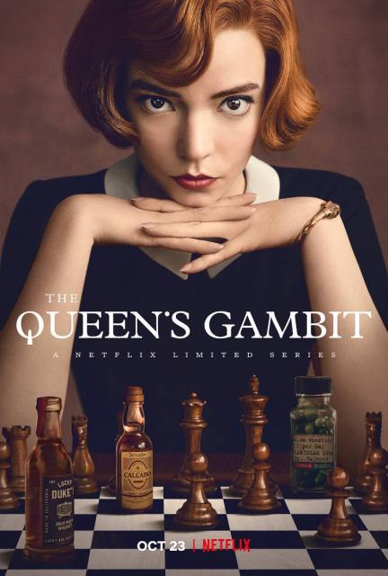 Chicago Chapter Event: Meet Me at the Movies–Home Edition! The Queen's Gambit