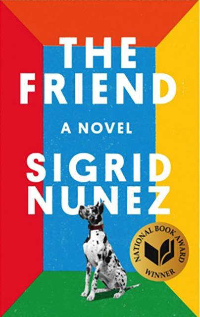 Santa Fe Event: Fiction Book Discussion: The Friend, A Novel